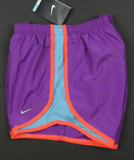 Nike Women's Sz Small - TEMPO RUNNING SHORTS - Purple 624278 557 S