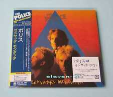 THE POLICE Zenyatta mondatta JAPAN mini lp cd brand new & still sealed