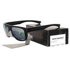 Oakley OO 9199-06 BREADBOX Matte Black Ink Jade Iridium Mens Sports Sunglasses
