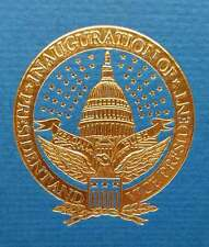 Official 1981 President Ronald Reagan Inaugural Program