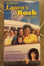 Laura's Back (VHS, 1999) Original French Language With English Subtitles