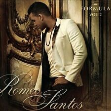 Formula, Vol. 2 [Explicit Lyrics] Romeo Santos NEW