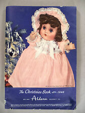 Aldens CATALOG - Christmas, 1946 ~~ toys ~~ like Sears