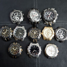 JobLot PULSAR Seiko WORKING Chronograph Service Centre & Ex Display Wholesale