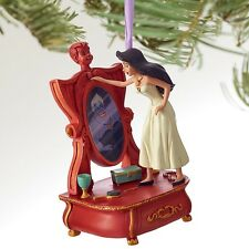 Disney Store Ursula Vanessa Ornament Sketchbook decoration Little Mermaid Xmas