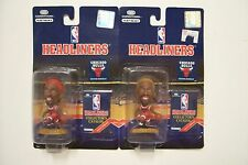 Corinthian Headliners Dennis Rodman Red & Yellow Hair!