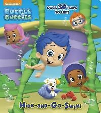 Nifty Lift-And-Look Ser.: Hide-And-Go-Swim! (Bubble Guppies) by Random House...
