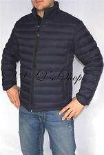 New Mens Authentic Cole Haan Down Jacket Blue Size XL Xlarge