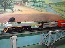 BACHMANN OVERLAND LIMITED (Lot A-1-A) COMPLETE TRAIN SET