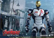 1/6 Avengers Age of Ultron Iron Legion Movie Masterpiece Hot Toys