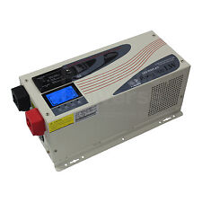 3000W 48V low frequency inverter battery charger, UPS LCD 3kW 48 volt peak 9kW