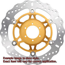 Floating Contour Brake Rotor for 2014 Suzuki GSXR750 50th Ann. Edition Apps.
