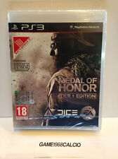 MEDAL OF HONOR TIER 1 EDITION (INCLUDE M.O.H. FRONTLINE) (PS3) NUOVO SIGILLATO