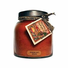 A Cheerful Giver Banana Nut Bread Papa Jar Candle 32 oz