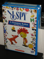 I Spy: A Runaway Robot and Other Stories (DVD) HBO FAMILY DVD! BRAND NEW!