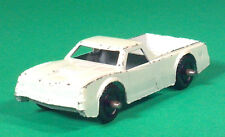 "Vintage Midgetoy Ford Ranchero Die Cast 3"" Scale Model 1970 1971 White"