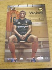 26/12/2012 Wolverhampton Wanderers v Peterborough United  (Excellent Condition)