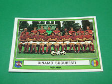 PANINI EURO FOOTBALL 78 N°218 DINAMO BUCURESTI ROUMANIE ROMANIA 1977-1978