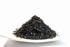 Green Hill Tea Black Currant natural flavored black tea loose  leaf tea 3.5 OZ