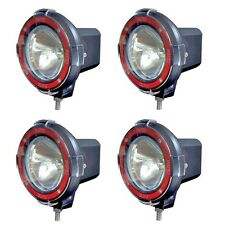 4 inches 4x4 Off Road 6000K 55W Xenon HID Fog Lamp Light 4pcs-Spot Light 4-LP-4S