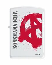 Zippo 2281 sons of anarchy white matte Lighter