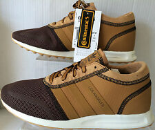 ADIDAS LOS ANGELES Sneaker Uomo aq5787 UK Taglia 6.5 Brand New & in Scatola (2588)