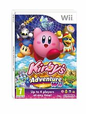 Kirby's Adventure (Wii) NEW SEALED PAL