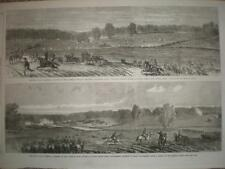 Guerre civile usa federal army jefferson county virginia lee town & winchester 1863