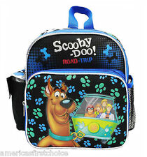 """Unisex Boys Girls Scooby Doo School 10""""-12"""" Backpack Book Bag by Werner Brothers"""