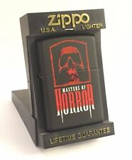 2005 Zippo Masters of Horror Limited Edition Promotional Lighter MINT