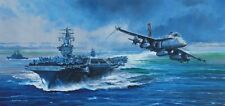 BAILEY Deck Departure F-18 USS NIMITZ 2 Prints /Bonus EXCLUSIVE Publishers Proof