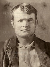 Butch Cassidy wild west outlaw gunslinger 1893 photo CHOICES 5x7 or request 8x10