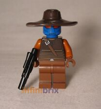 Lego Cad Bane from Set 75024 HH-87 Starhopper Star Wars Minifigure NEW sw497