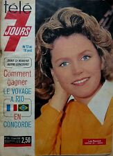 TELE 7 JOURS 1975: LEE REMICK_LINDA THORSON_JEAN-CLAUDE BRIALY_ Jane BIRKIN