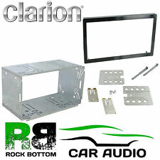 CLARION NX501E 100MM Replacement Double Din Car Stereo Radio Headunit Cage Kit