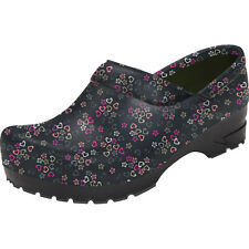 Anywear Angel Lucky In Love Slip Resistant Nurse Medical Clog Shoes Sz 6 NWT