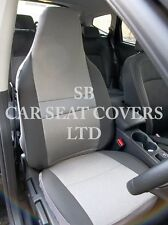 TO FIT A CITROEN BERLINGO MULTISPACE, CAR SEAT COVERS, SHEEN GREY FABRIC
