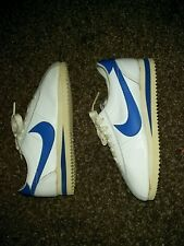 DEADSTOCK 1980  VINTAGE Nike Cortez RARE KOREA MADE SZ 4 RUNNING SHOE