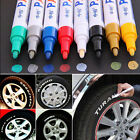 Candy Color Permanent Oil Based Paint Pen Car Bike Tyre Tire Metal Rubber Marker