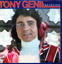 TONY GENL-OLE, OLE, OLE + MI PATRIA CHICA SINGLE VINILO 1976 SPAIN