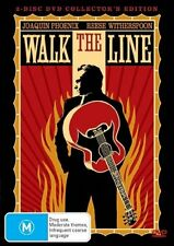 Walk The Line (DVD, 2006, 2-Disc Set) Johnny Cash Country Music