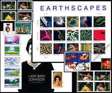 2012 Imperf Year Set Cplt Earthscapes Baseball Santa Holy Lady Bird Purple 1812