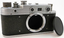 1956! KMZ Zorki-C Russian Soviet USSR Leica Rangefinder 35mm Camera Body Only