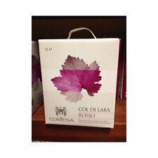 Vino Contesa Col di Lara rosso IGT  Bag in Box 5 Litri