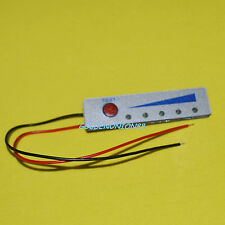 12V LED Li-ion Battery level voltage monitor SOC meter indicator water proof