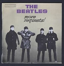 "THE BEATLES ""MORE REQUESTS"" EP W/PIC SLEEVE PARLOPHONE AUSTRALIAN PRESSING"