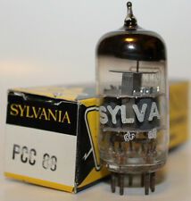 NOS Sylvania PCC88 / 7DJ8 tubes, new in box !!!