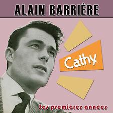 CD Alain Barrière ses premières années : Cathy