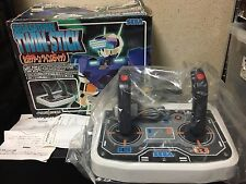 Sega Saturn Twin Stick arcade controller Japan  boxed set