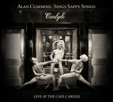 Sings Sappy Songs Live At The Cafe Carlyle - Alan Cumming (2016, CD NIEUW)